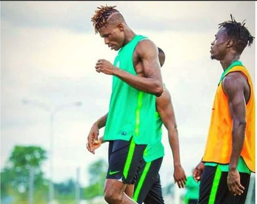 Steven Eze shifts attention away from World Cup disappointment