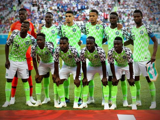 Super Eagles drop 2 spots in latest FIFA ranking
