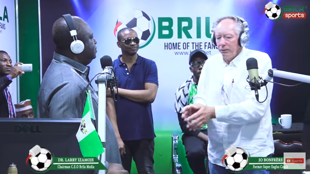 Westerhof and I will never be friends – Bonfrere Jo