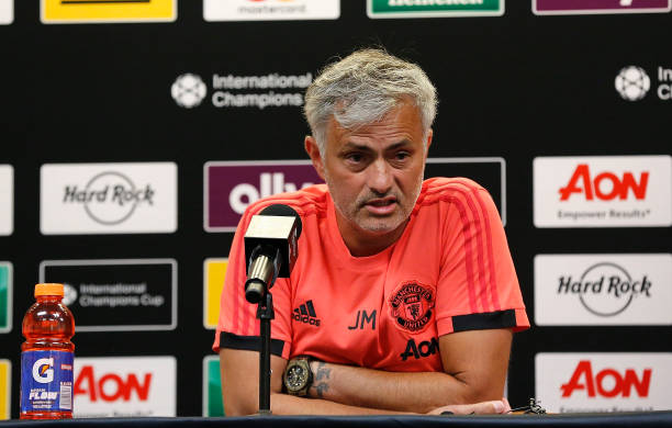 Mourinho targets 'one more' Manchester United signing