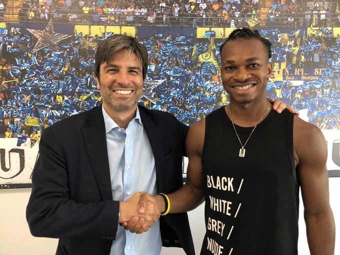 Joel Obi joins Chievo Verona from Torino