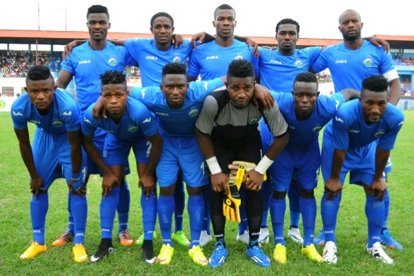 Enyimba to face Rwandan Club Rayon Sports in Confederations Cup Q/final