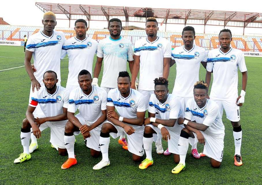 Enyimba to leave for Rwanda on Friday ahead of Rayon sports CAF CC tie