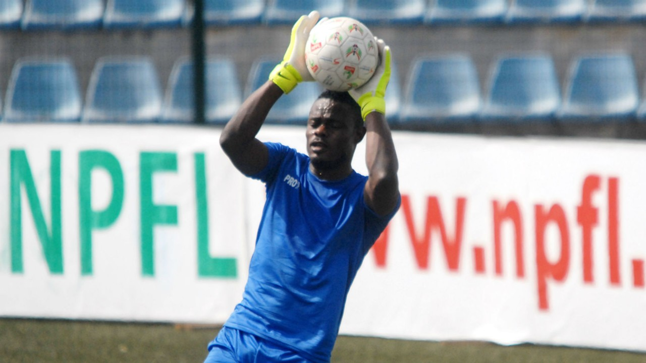 CAFCL: Rivers United will need luck to advance, says Goalkeeper Afelokhai