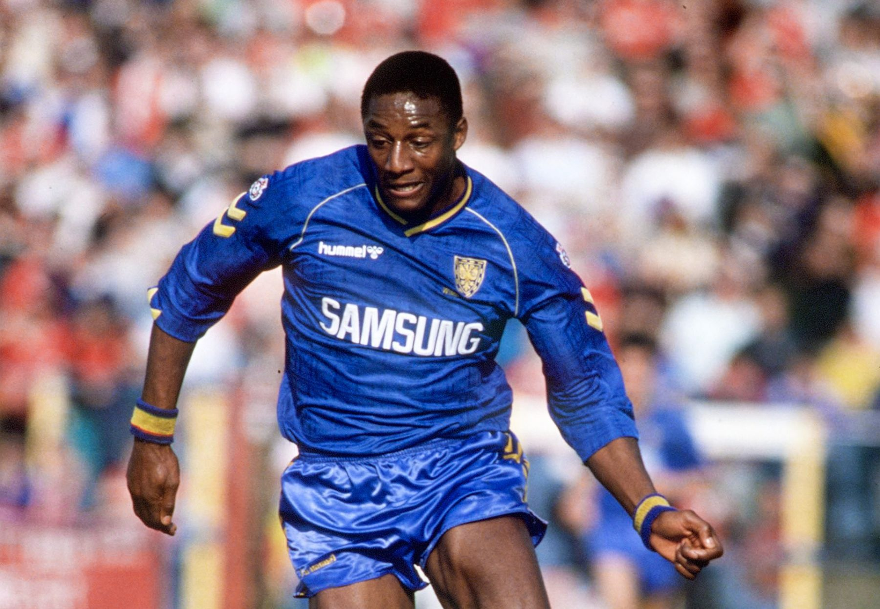 John Fashanu Does Football Freestyles Like Messi [Watch]