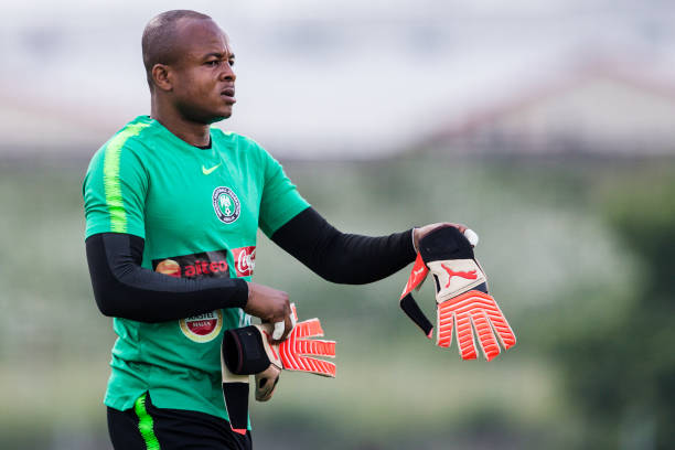 Ezenwa clocks 30! Begs Eagles teammates for win over Libya as Birthday gift