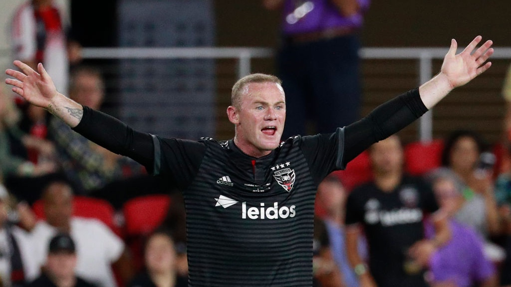 Wayne Rooney scores stunning 30-yard free-kick for DC United [Watch]