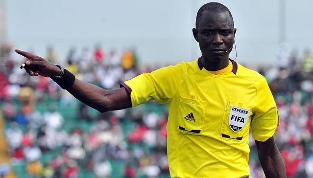 Referees don't apologize! Papa Gassama denies apologizing to Musa