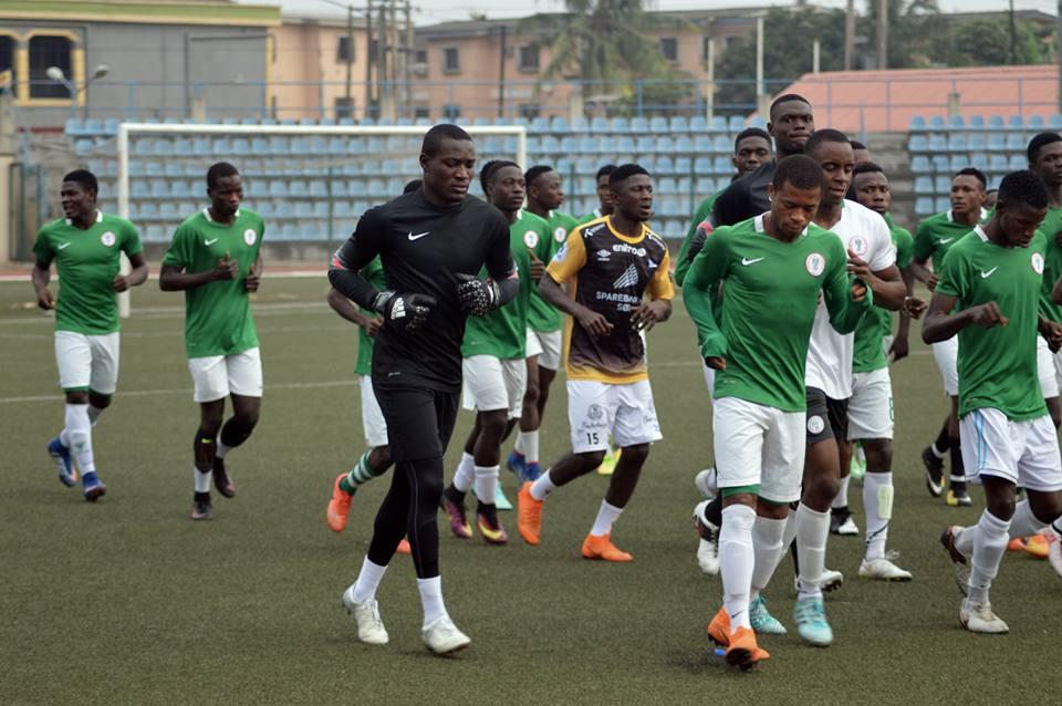 Flying Eagles draw old enemy Ghana, Niger in U20 WAFU Cup