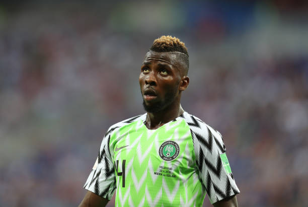 Eagles heading to the Soccer city on revenge mission – Iheanacho