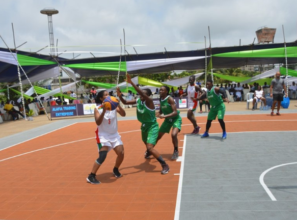 FIBA 3×3 Africa Cup: Nigeria Eases into Men and Women's Last Eight