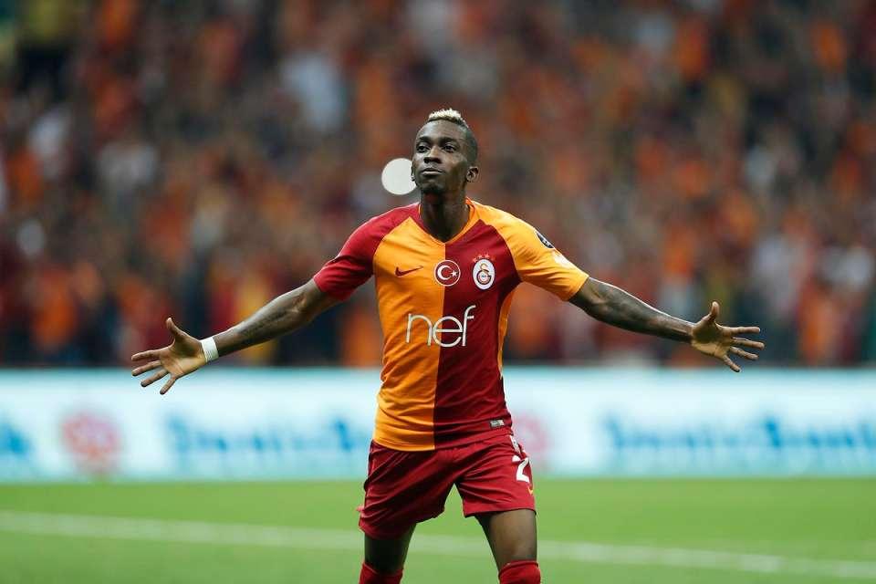 Onyekuru celebrates Galatasaray's three consecutive victories