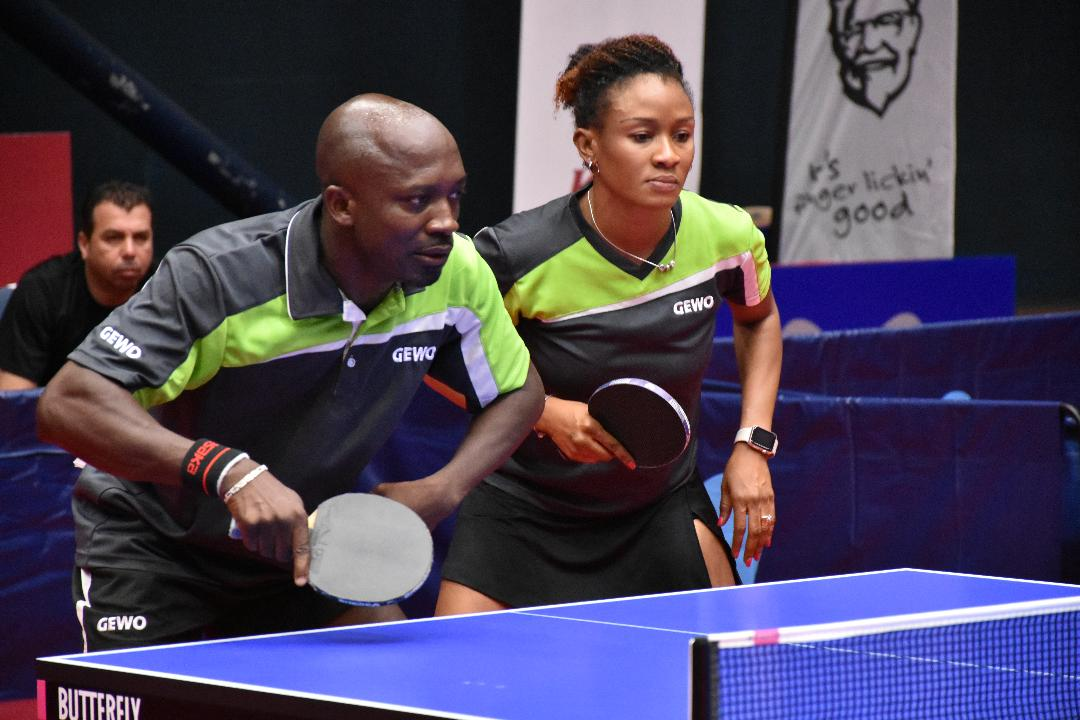 National Table Tennis coach Bello calls on Nigerians to pray for luck and injury free campaign