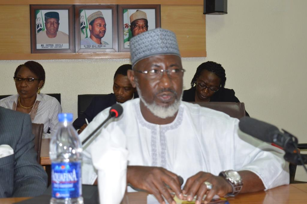 NFF committed to Women's Football development – Sanusi