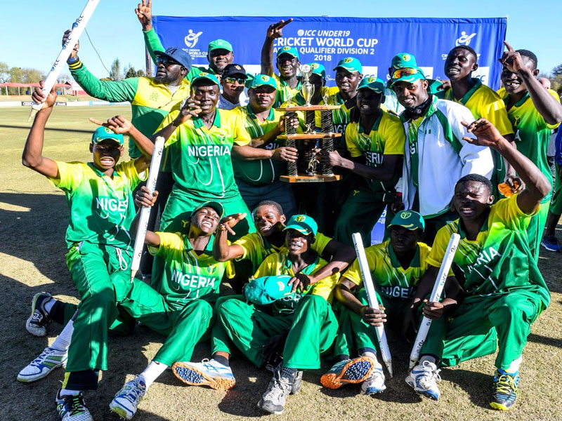Ighilo reveals plans for U19 cricket team ahead of 2020 engagements