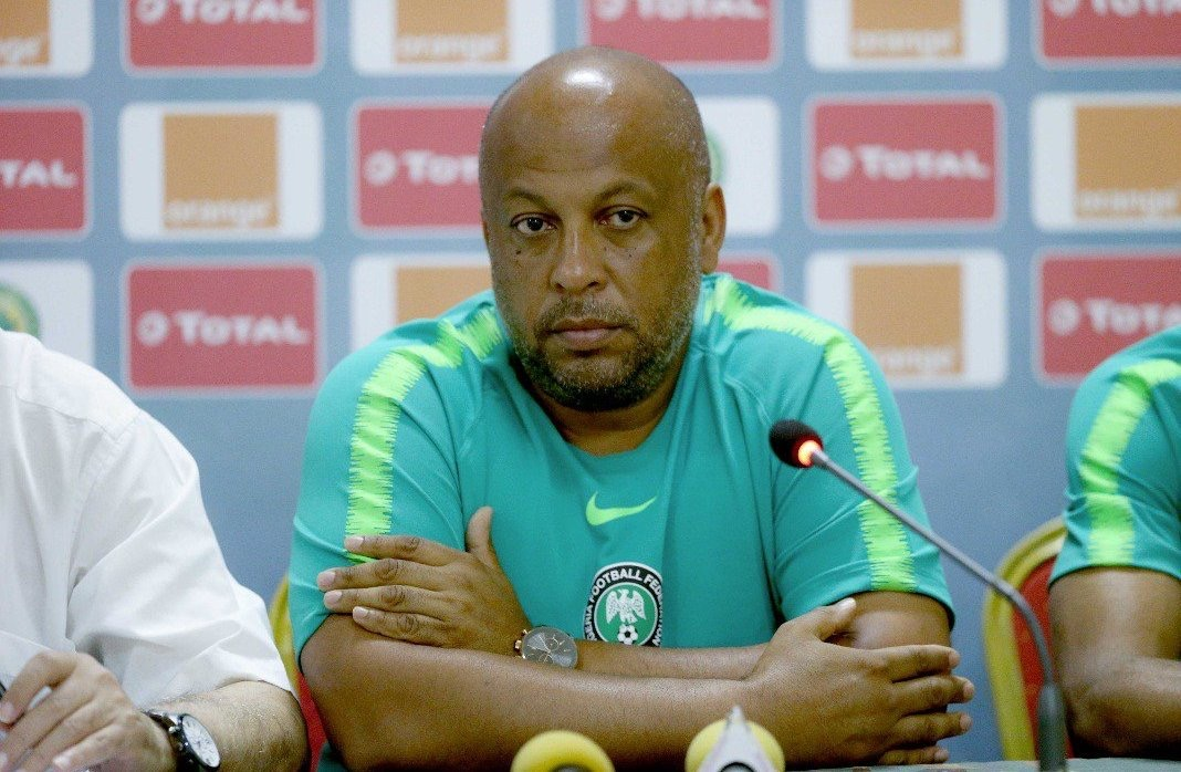 Paul Aigbogun laments Flying Eagles' inability to score goals