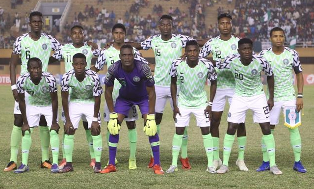 Flying Eagles Skipper Ikouwem and Val Ozornwafor named in 2019 U-20 AFCON Best XI