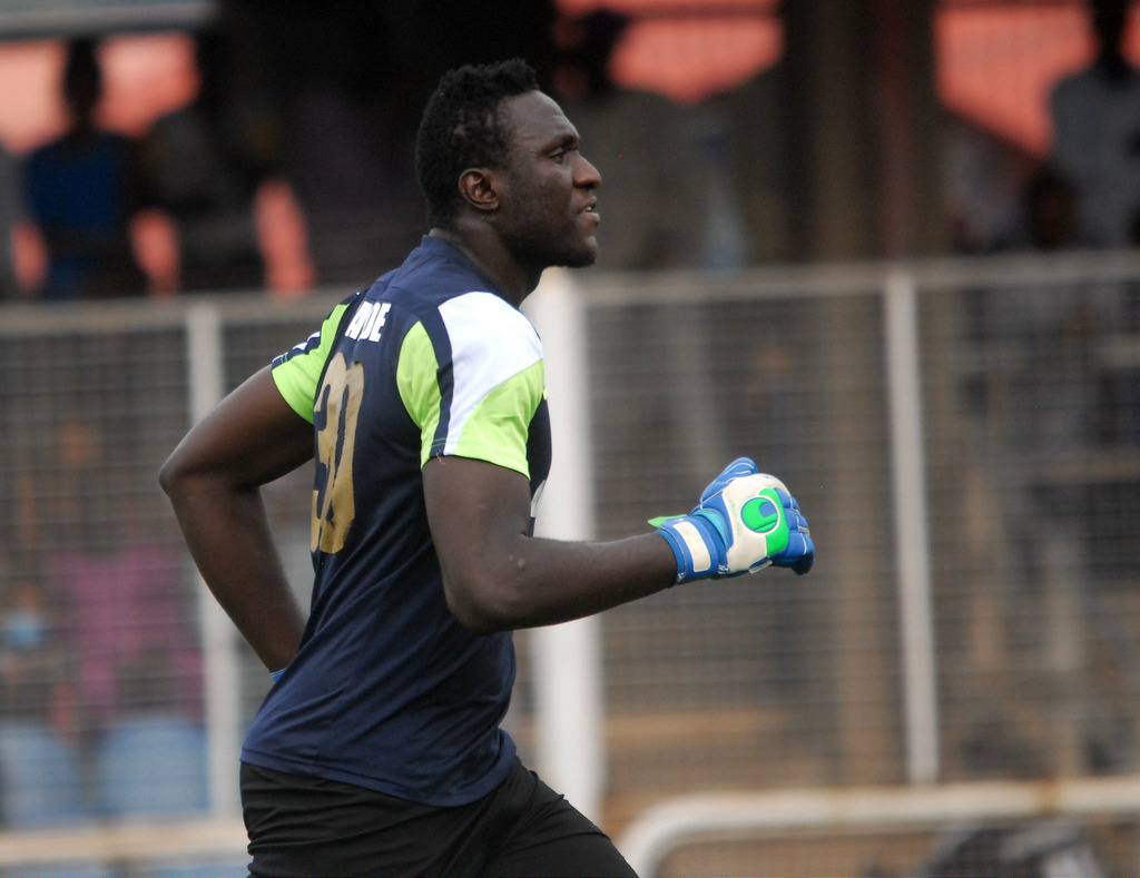 Kayode not taking things for granted in his desire to be Enyimba's first choice