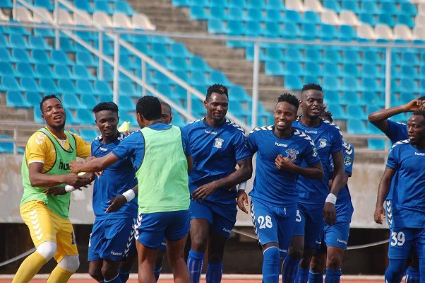 Kogi united striker Tale casts doubt over NNL resumption