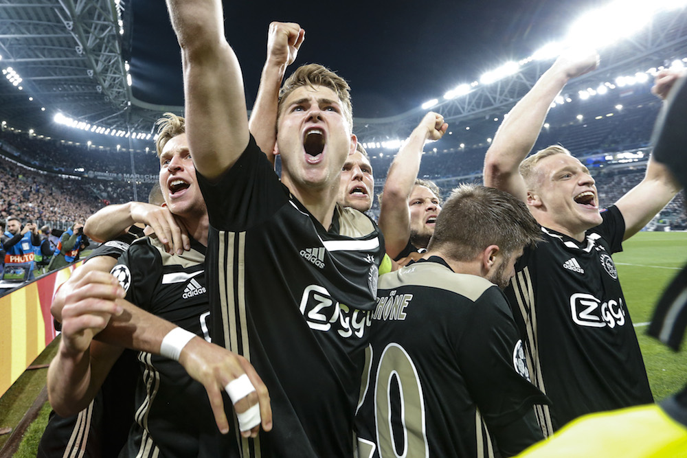 Makinwa backs Ajax to win UEFA Champions League