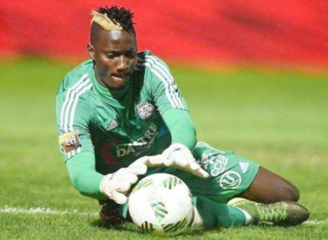 Alampasu not giving up on Feirense opportunity