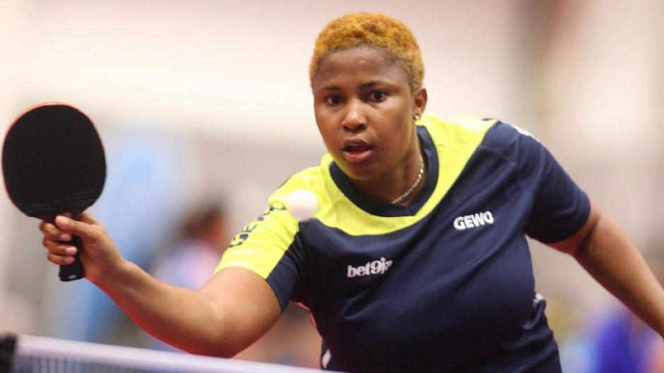 Offiong calls for Investment in Table Tennis