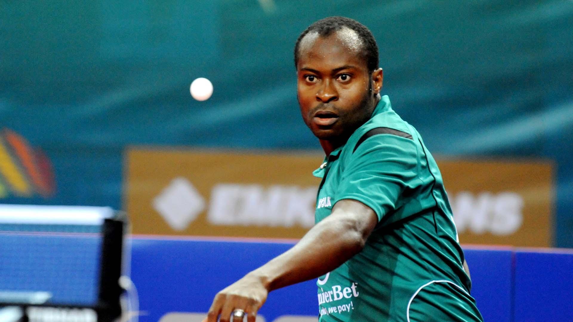 Ishaku backs Aruna's World Table Tennis tour quest as main draws gets underway