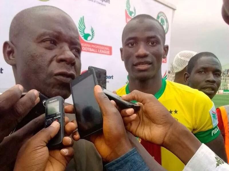 Ibrahim Musa reveals Kano Pillars' transfer market plans