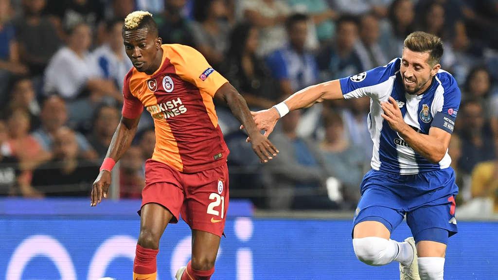 Onyekuru backs Galatasaray to retain League title despite latest setback