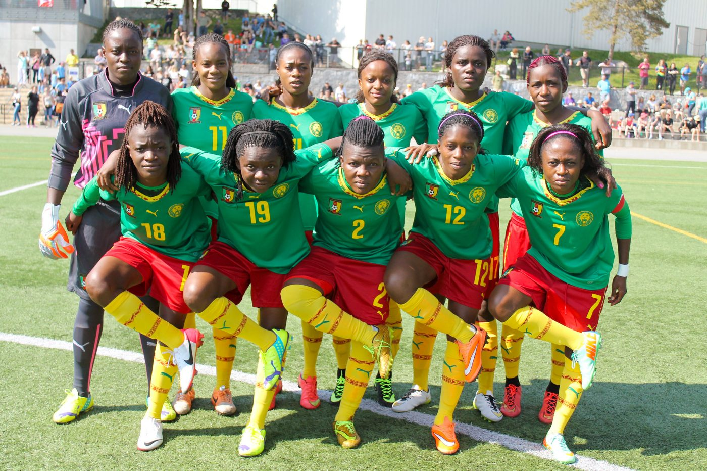 Lionesses continue preparation