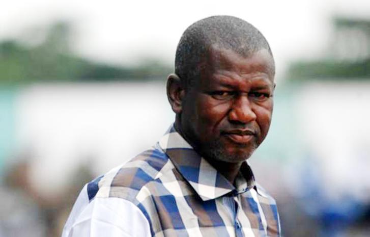 Rangers targets Maikaba as Salisu Yusuf's replacement