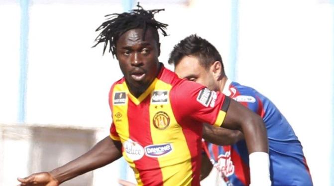 Junior Lokosa targets NPFL title with Kwara United