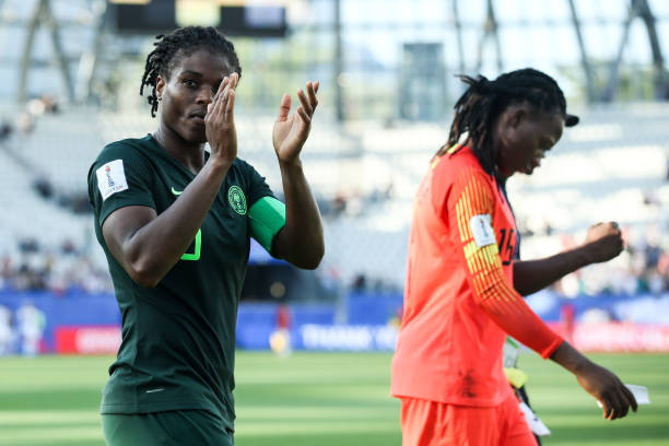 Oparanozie hits back at NFF over exclusion from Super Falcons sqaud