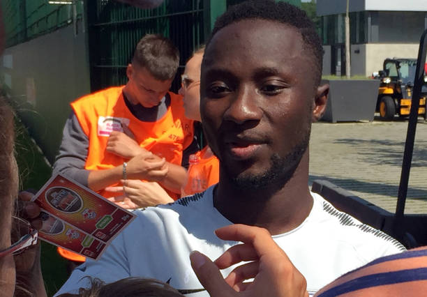 Syli Nationale Captain Naby Keita 'Fit and Ready' to down Super Eagles