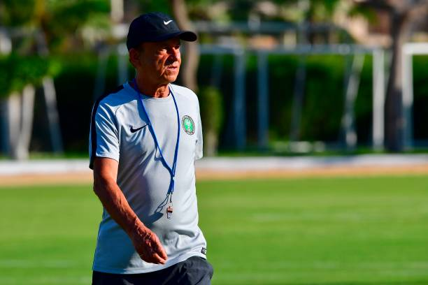 WC Qualifiers: Rohr shuts door on new players for Super Eagles