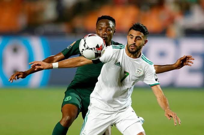 Algeria Deserves To Be In The Final Ahead Of Nigeria – Mahrez