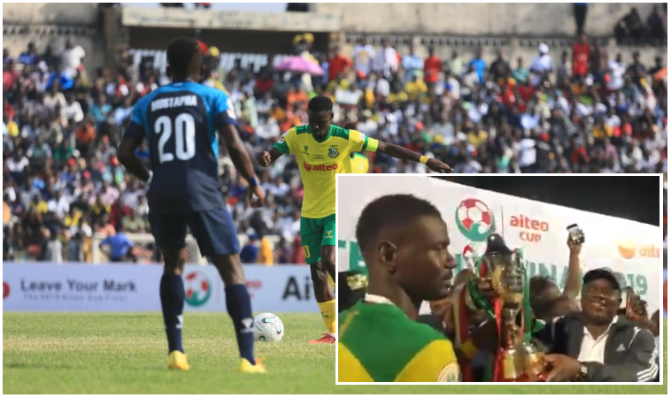 Pillars' Bature Yaro reveals teams delight after Federation Cup triumph