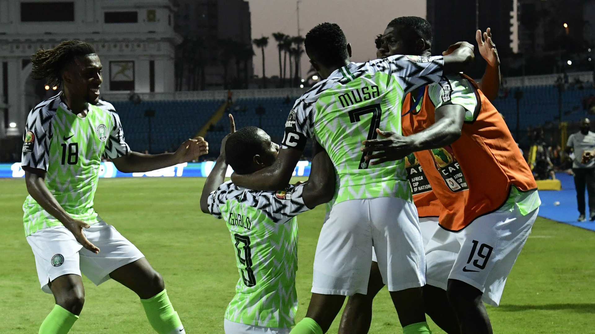 Makinwa believes Eagles will beat Tunisia to AFCON third place