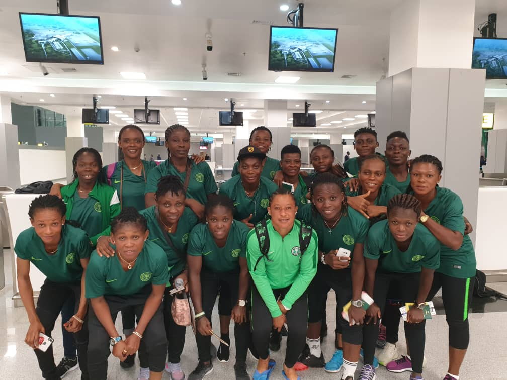 NFF scribe Sanusi charges Falcons to go for win vs Algeria