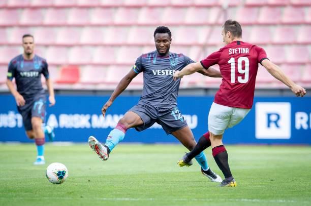 Stoke City considering summer move for Ex Super Eagles Captain