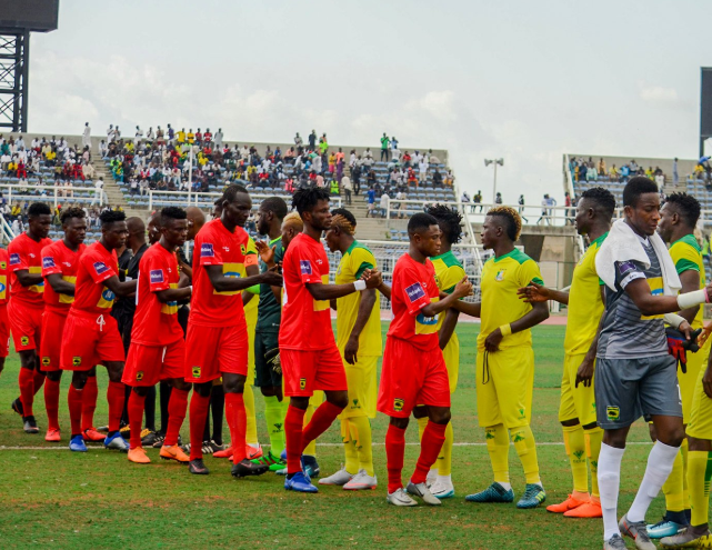 CAF CL: Pillars face mammoth challenge in Kumasi