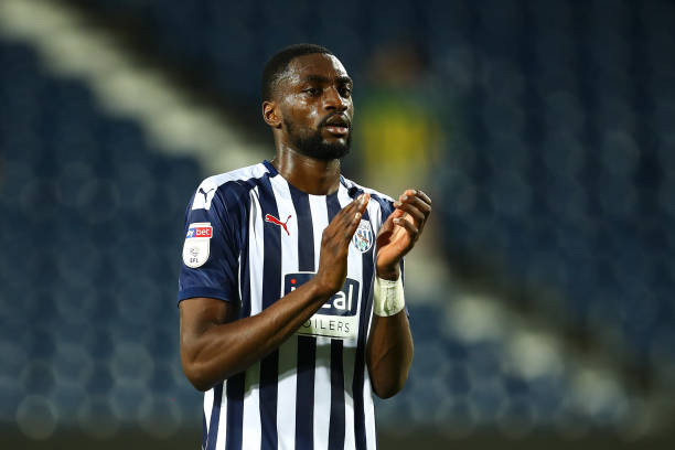 Semi Ajayi guides West Brom to top of Championship