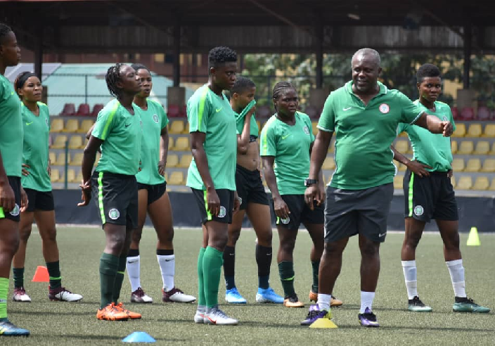 Falconets will get good results against Central African Republic – Danjuma