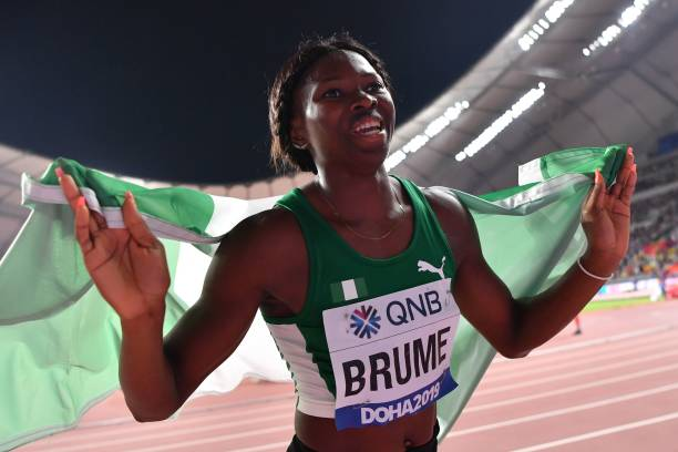 Ese Brume and other foreign athletes set for National sports festival