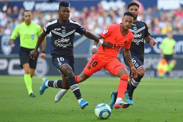 Galatasaray set for showdown talks with Bordeaux for Samuel Kalu