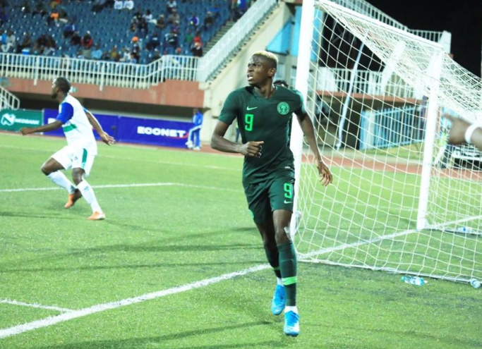 Chukwu-Ndukwe urge Osimhen to keep focus
