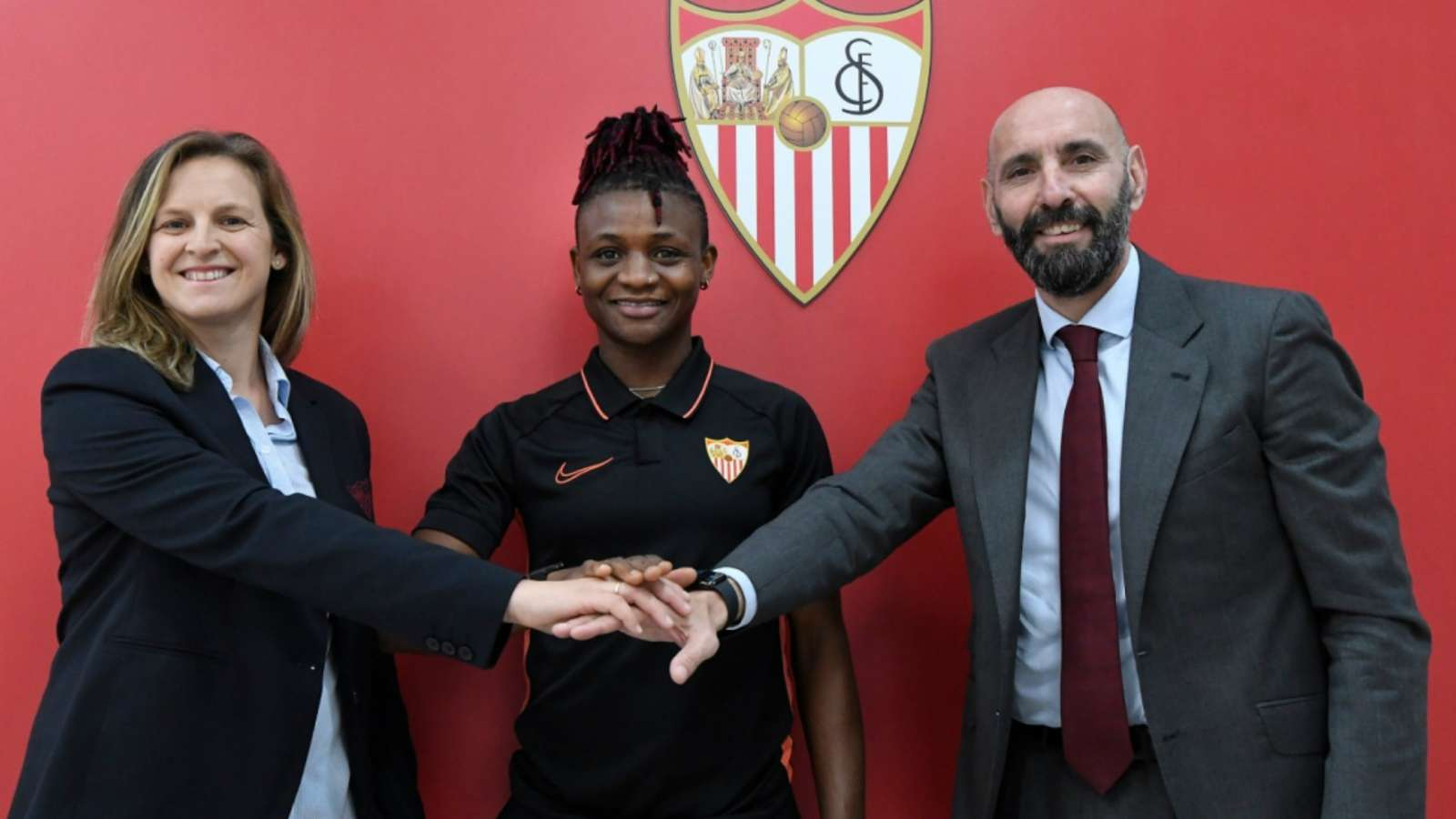 Falcons star Uchenna Kanu joins Sevilla