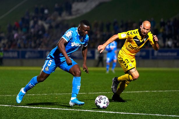 Getafe fans heap praises on Etebo after another win