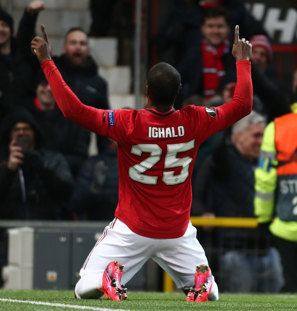 Hard to See My Manchester United Dream End – Ighalo