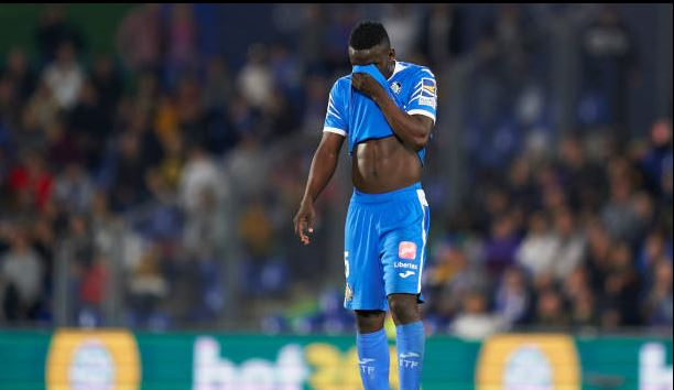 Etebo suffers embarrassing home defeat with Getafe